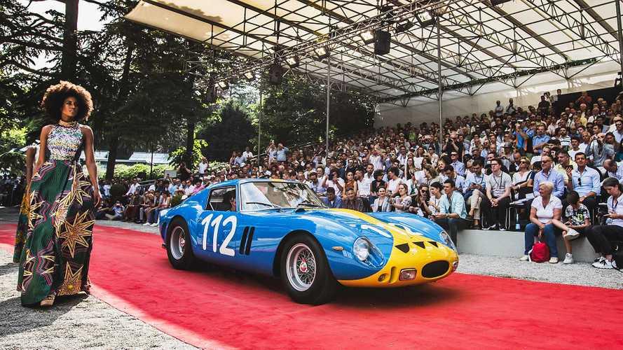 Concorso d'Eleganza Villa d'Este 2019, tutte le auto da vedere