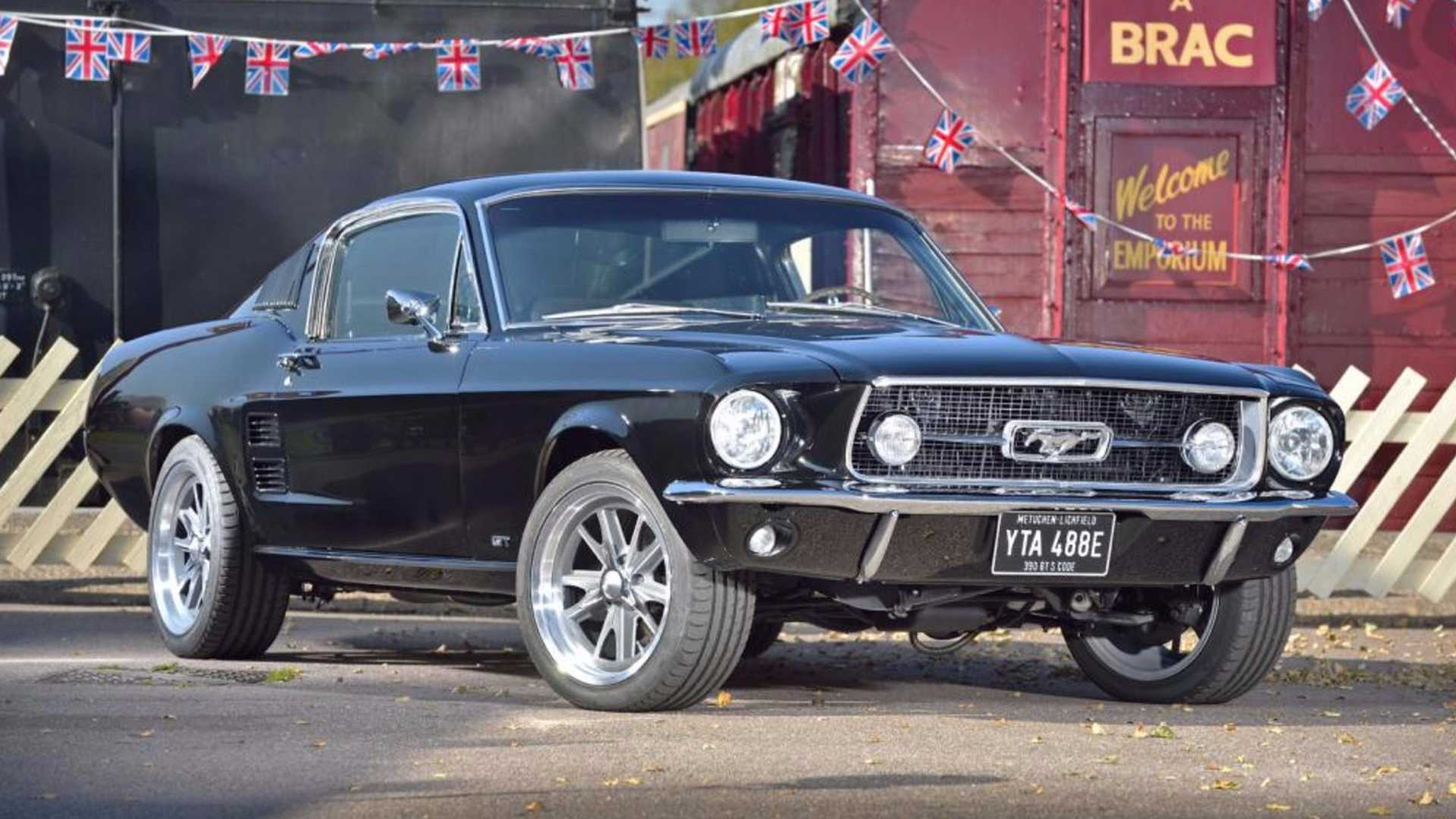 Is It Cheaper To Buy A 1967 Ford Mustang Fastback From