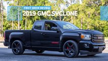 2019 gmc syclone review first drive
