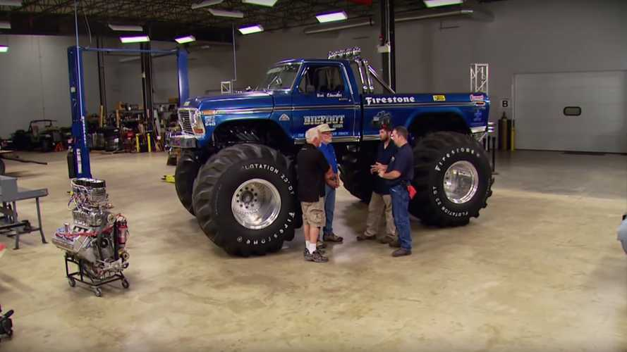 Restoring The Original Bigfoot Monster Truck
