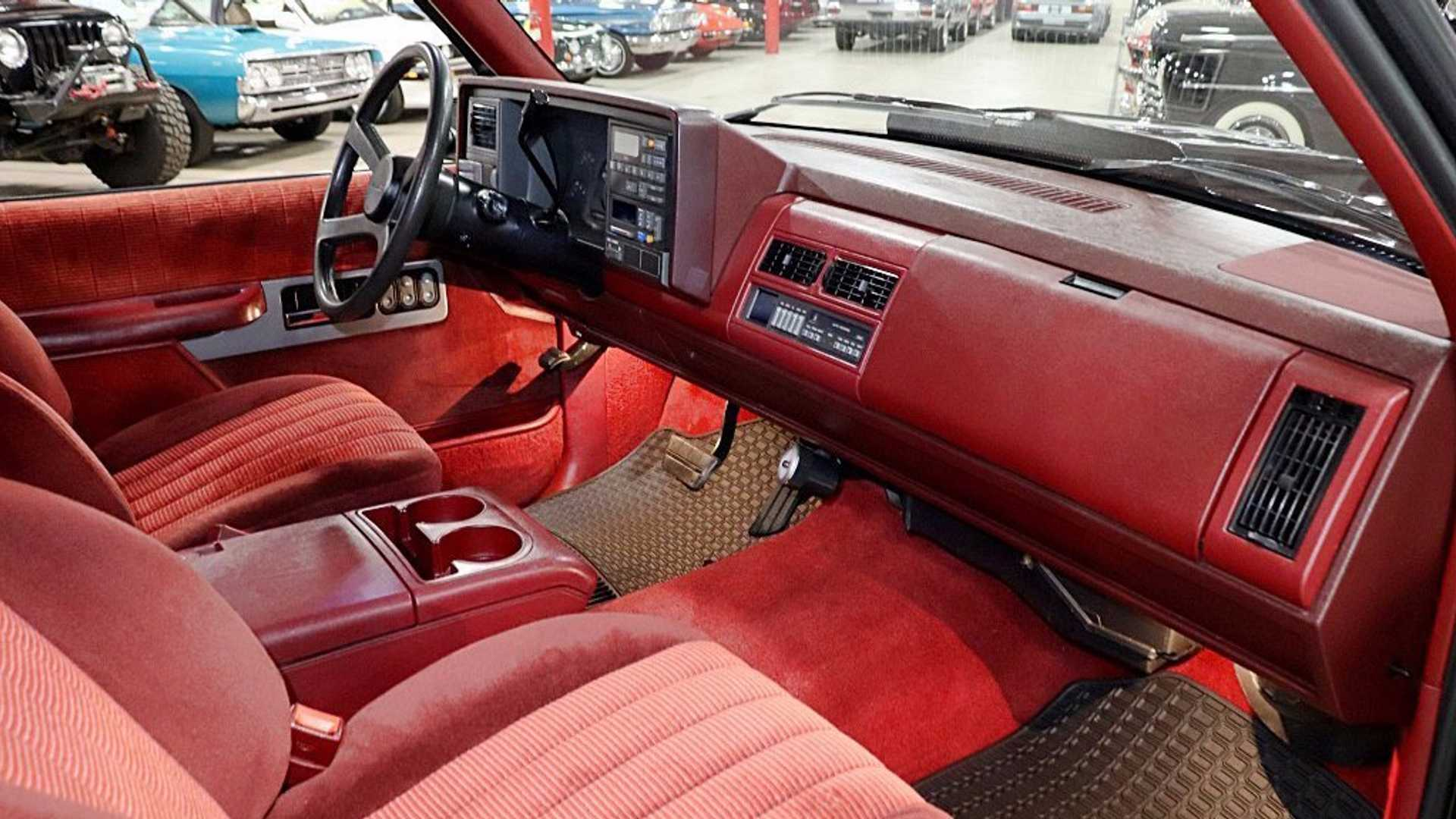 "[""1990 Chevy 1500 454 SS Represents 90s Performance Truck Culture""]"