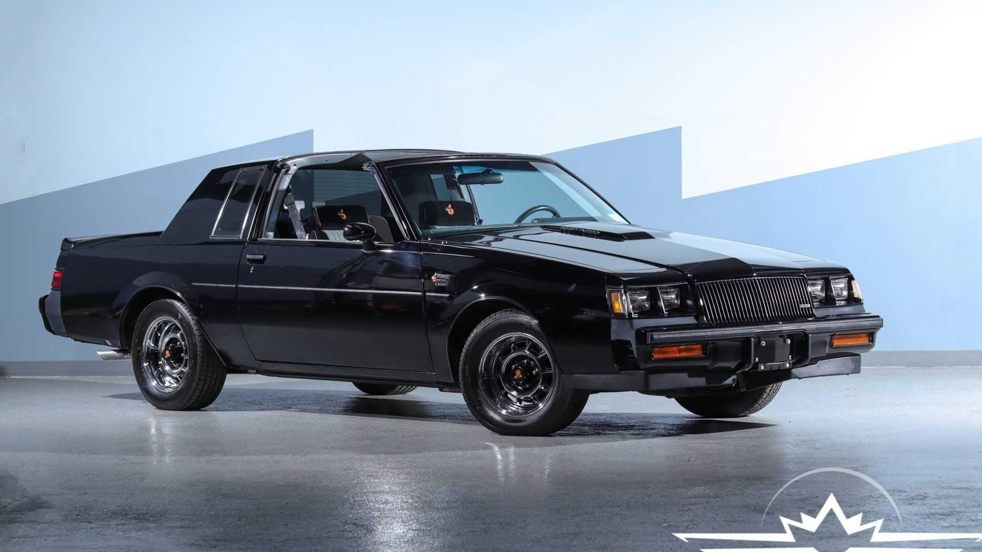 Completely Original 1987 Buick Grand National Is A Rare
