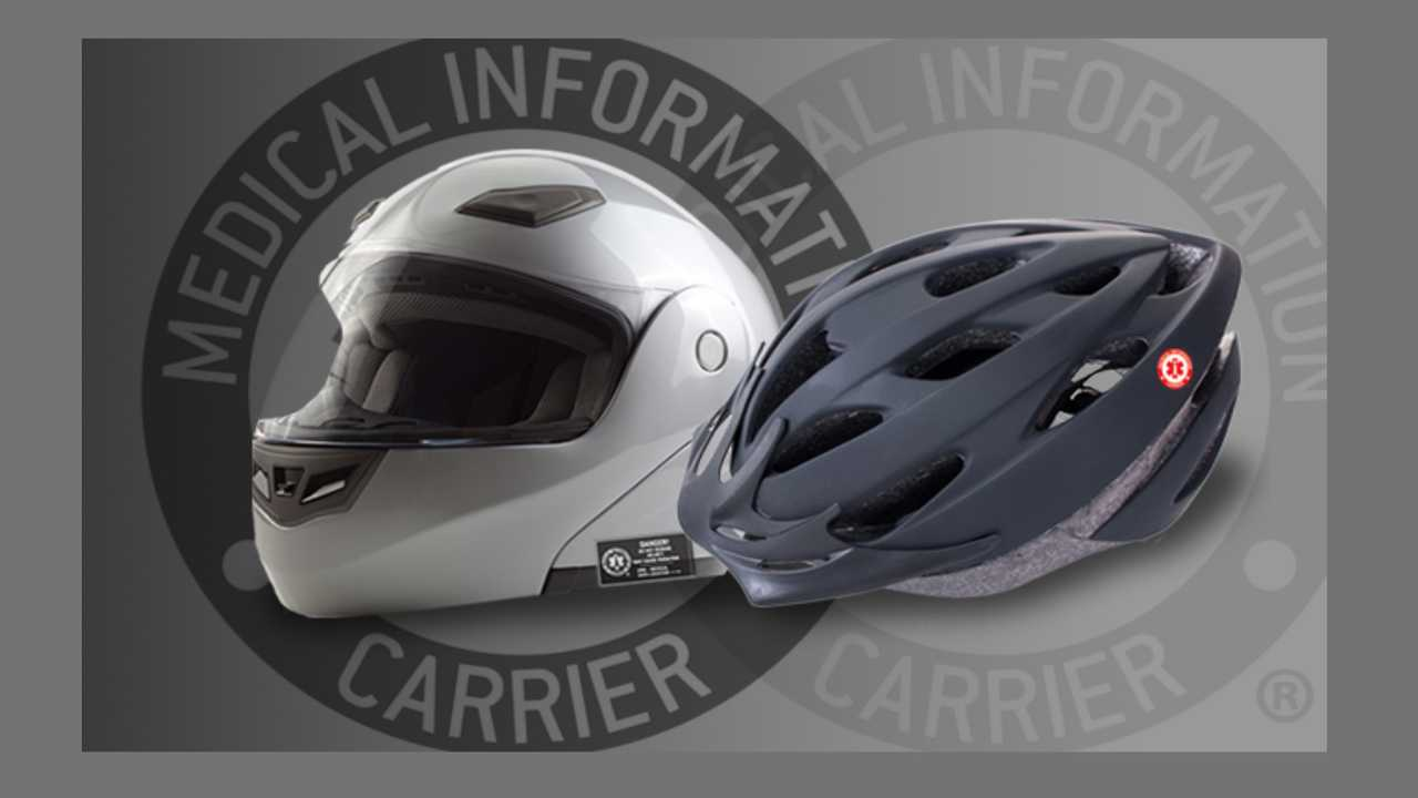 Medical Info Carrier
