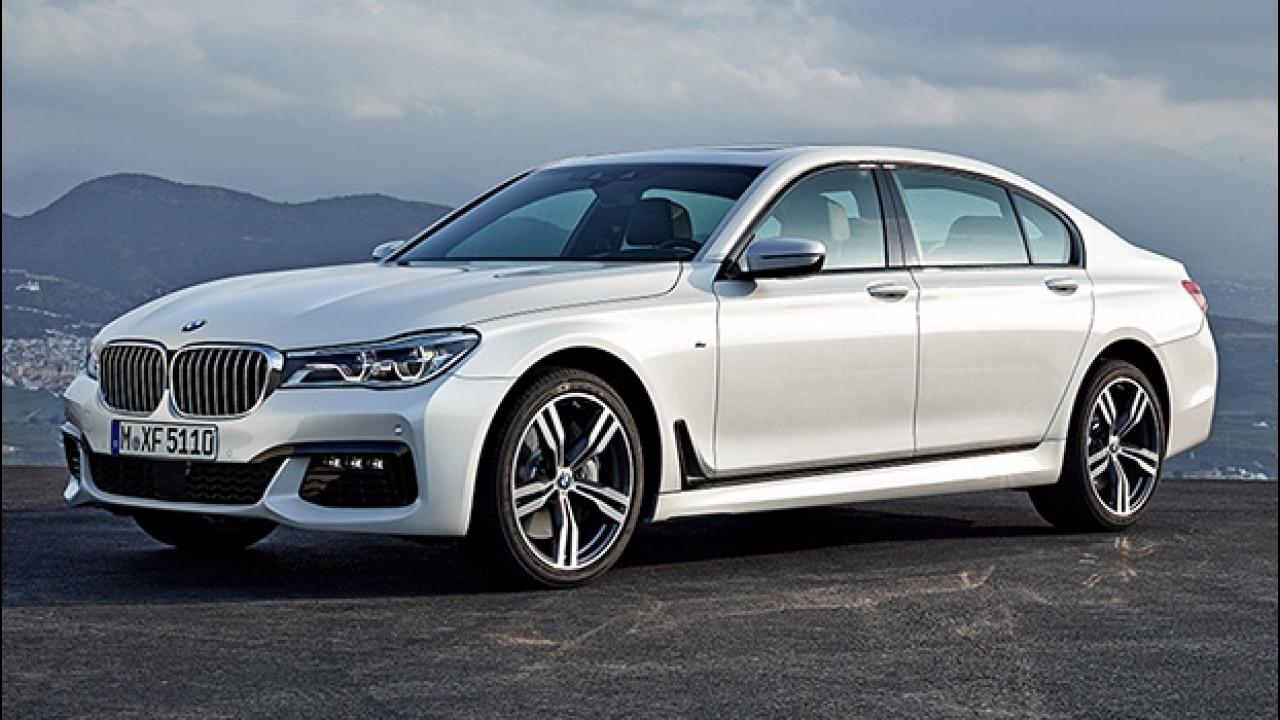 [Copertina] - BMW, il diesel quadri-turbo ha 400 CV