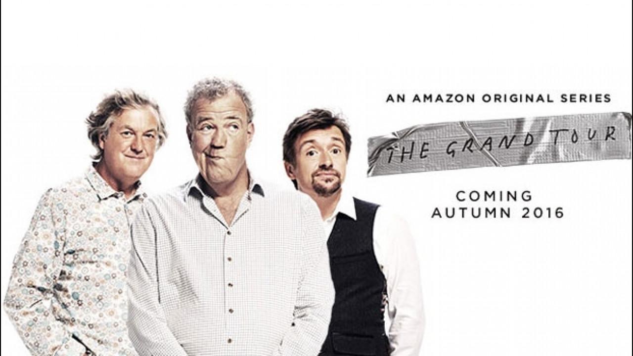 [Copertina] - Jeremy Clarkson svela nome e particolari del suo nuovo show