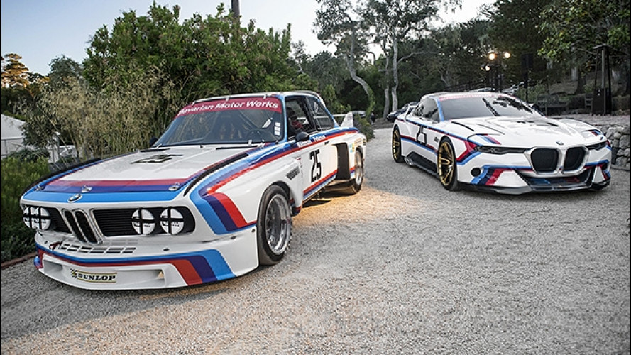 BMW, i suoi primi cent'anni festeggiati a Villa d'Este