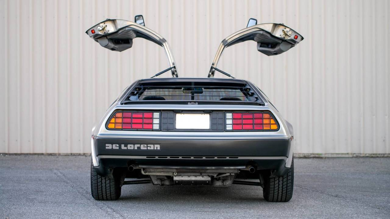 The Delorean, Back to the Future