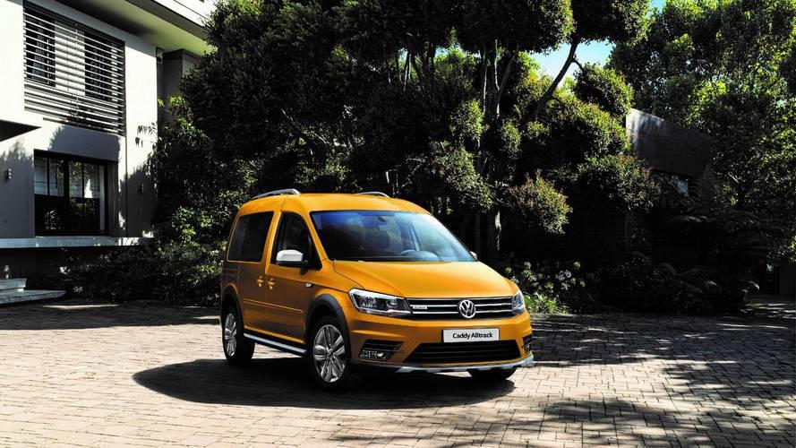 Volkswagen Caddy Alltrack Türkiye'de
