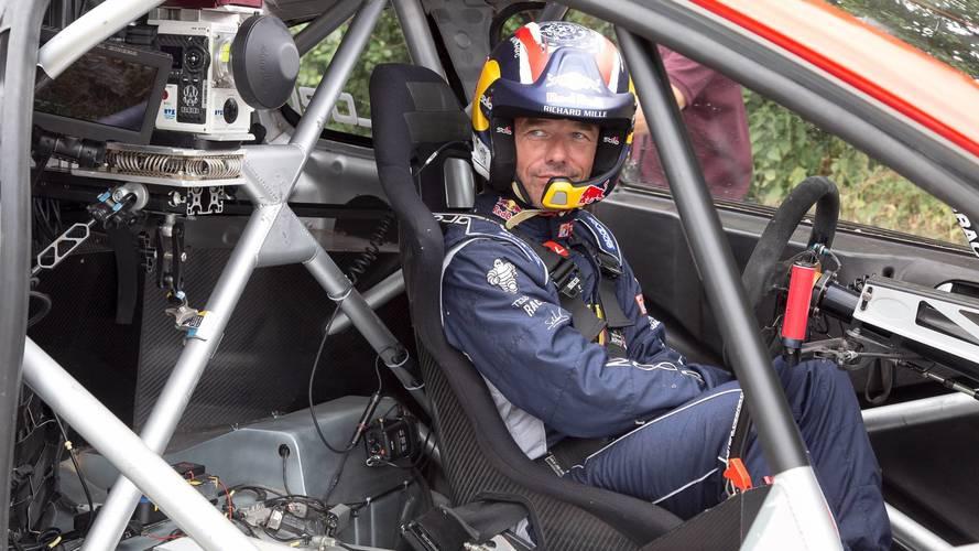 Así es la atracción dedicada a Sébastien Loeb en Futuroscope