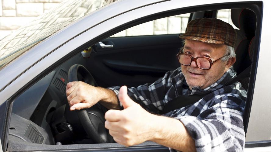Guidatori ultra90enni, in Italia sono 60.000