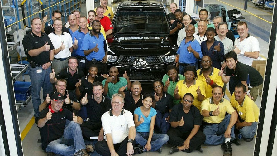 Mitsubishi SA to Produce Triton locally