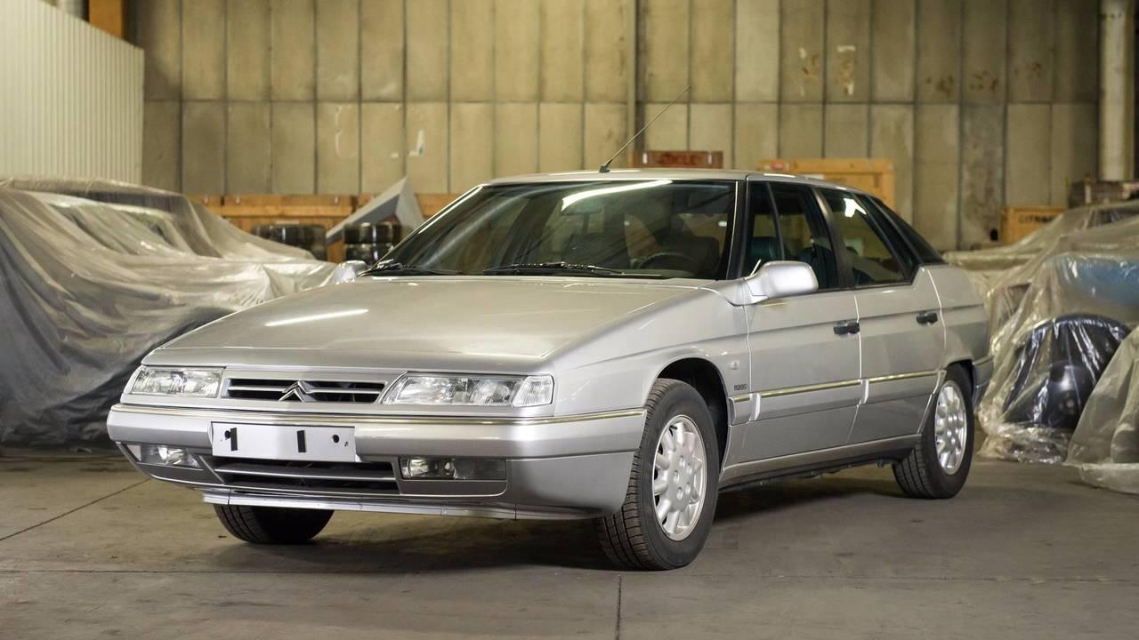 2000 Citroën XM V6 Exclusive Phase 2