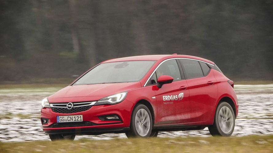 Opel Astra mit Erdgas im Test: Lohnt sich der alternative Kraftstoff?