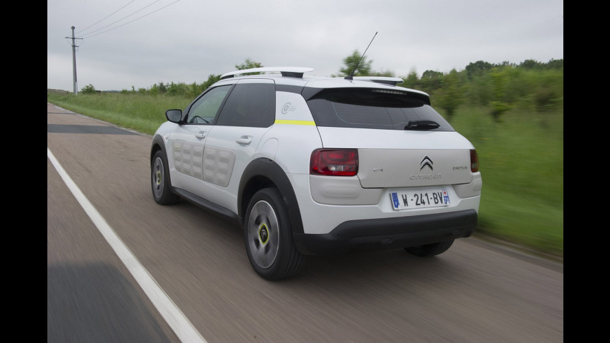 Citroen Advanced Comfort, la comodità del futuro