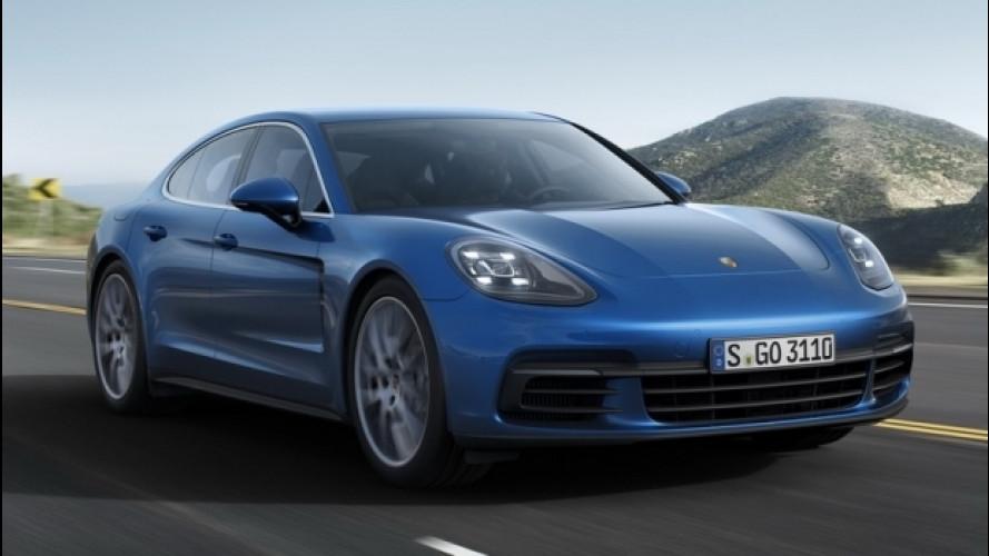 Nuova Porsche Panamera, evoluzione della specie
