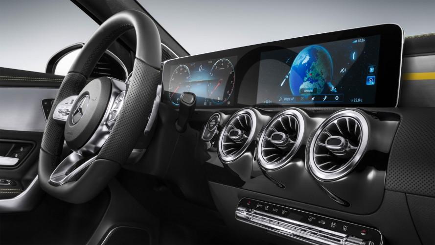 Mercedes MBUX, il nuovo sistema multimediale al CES 2018