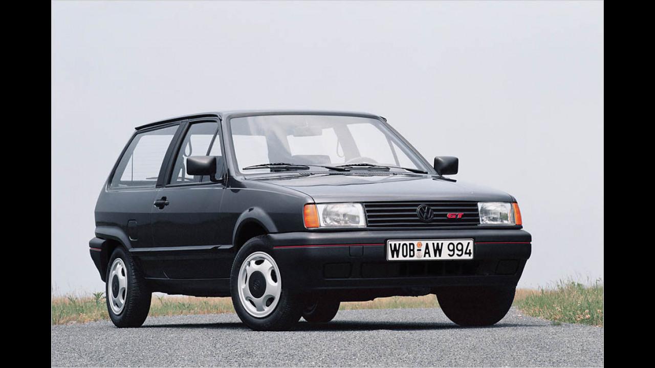 VW Polo GT (1991)