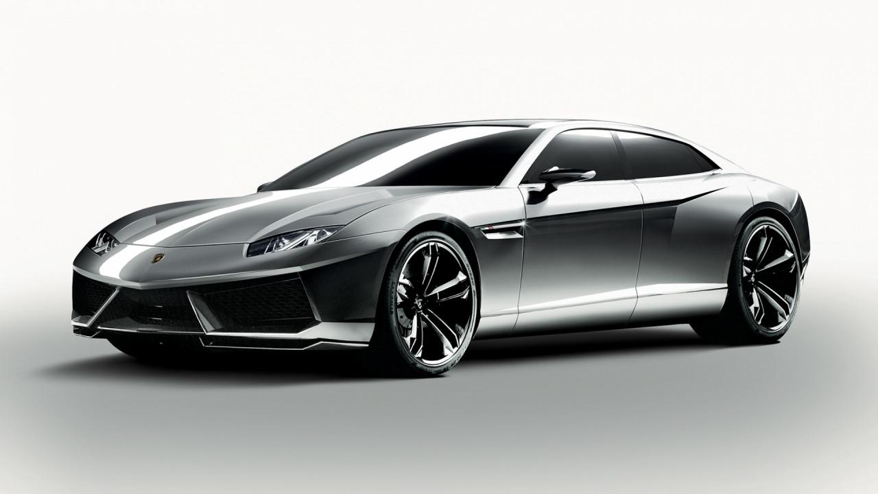 [Copertina] - Lamborghini pensa a una berlina 4 porte