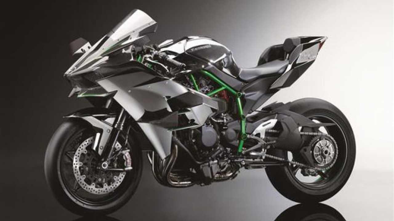 Kawasaki Ninja H2R: potenza fino a 300 CV!