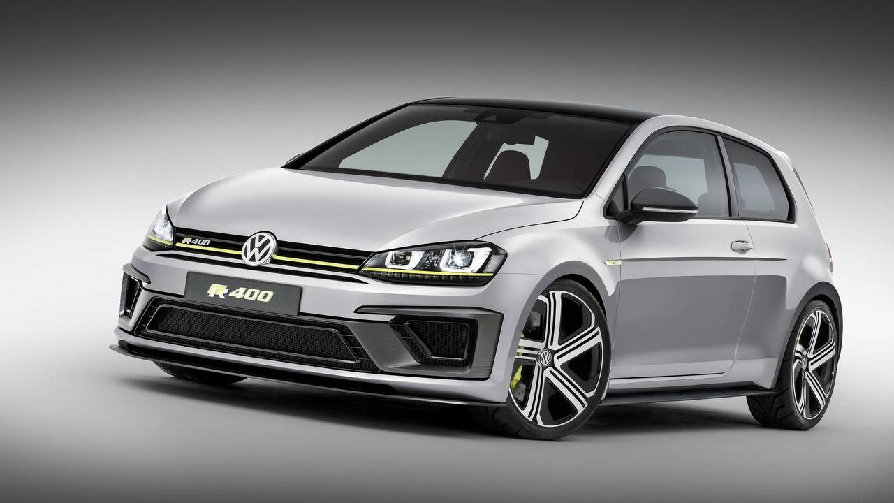 2014 VW Golf R400 konsepti