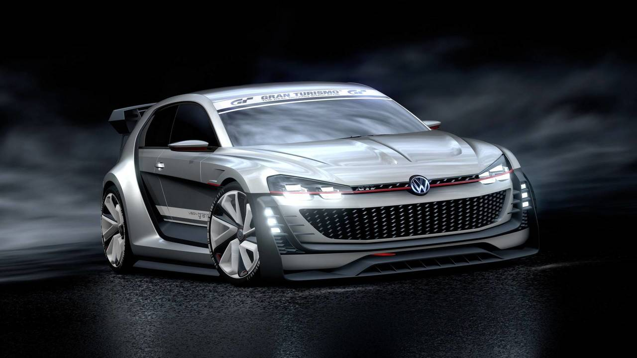 2015 VW Golf GTI Supersport Vision Gran Turismo