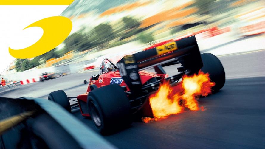Le foto più belle della F1 sono sono su Motorsport.tv