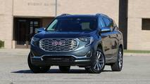 2018 GMC Terrain Denali: Review