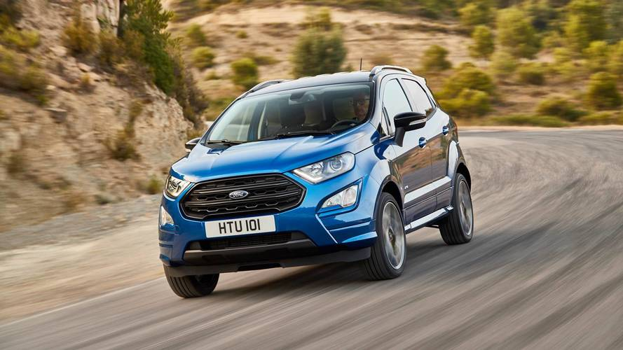 2018 Ford Ecosport first drive: Better, not the best