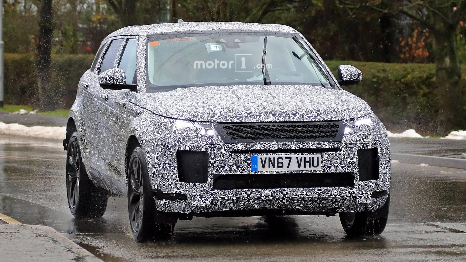 2019 Range Rover Evoque 44