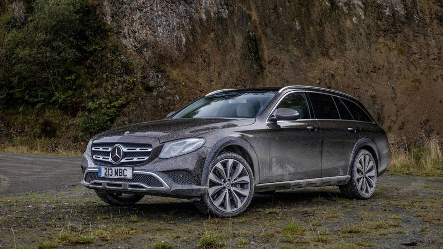 2018 Mercedes-Benz E-Class Estate E 350d All-Terrain