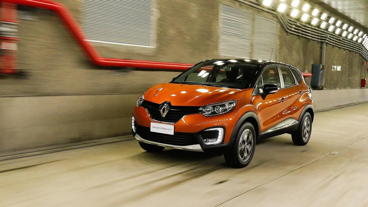 Renault Captur – 2 mil unidades por mês