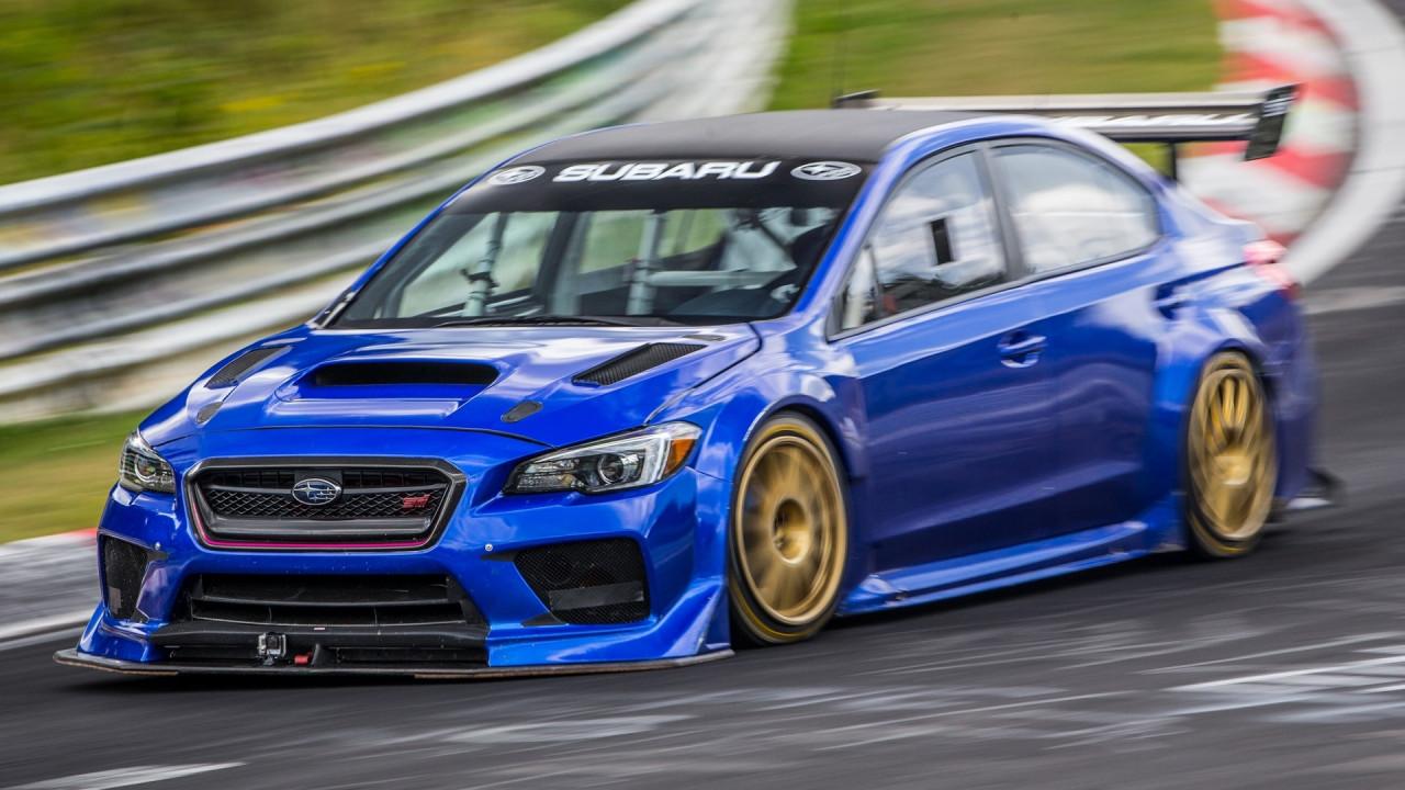 [Copertina] - Subaru WRX STI Type RA NBR Special, meno di 7 minuti sul Nürburgring