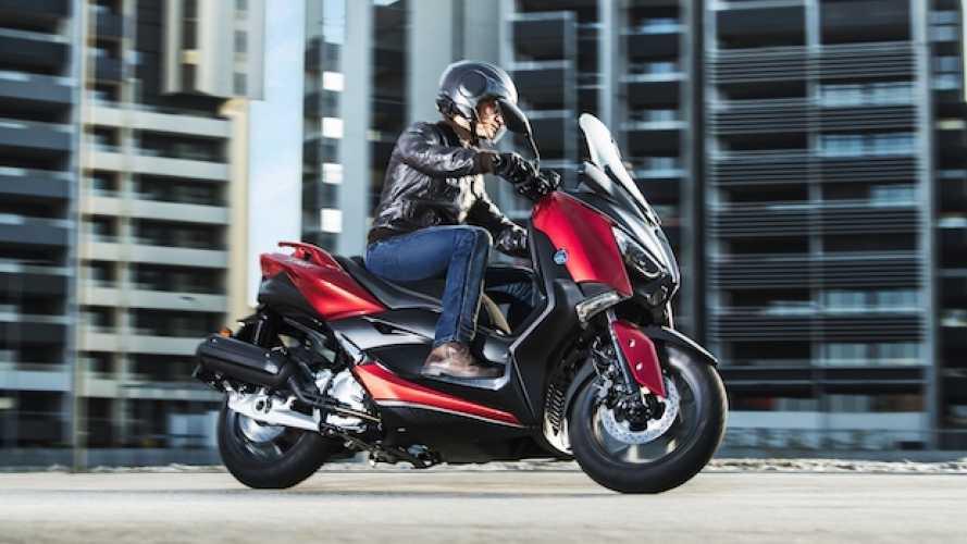 Yamaha X-Max 125 2018, la famiglia MAX si allarga verso il basso