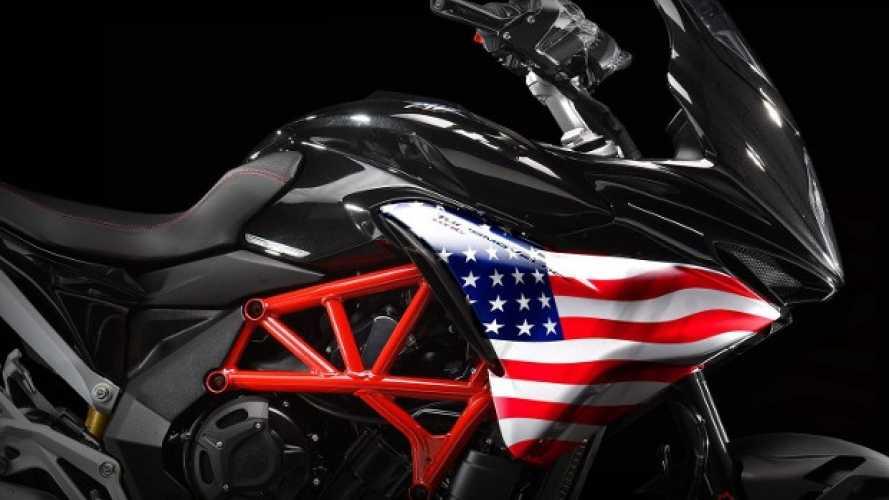 MV Agusta: nuovo partner per crescere negli USA