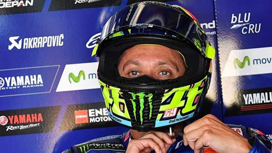 Aggiornamento: Valentino Rossi, confermata la frattura di tibia e perone