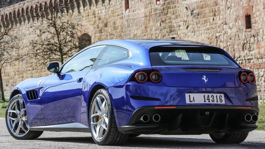 Ferrari, Marchionne riapre l'ipotesi crossover