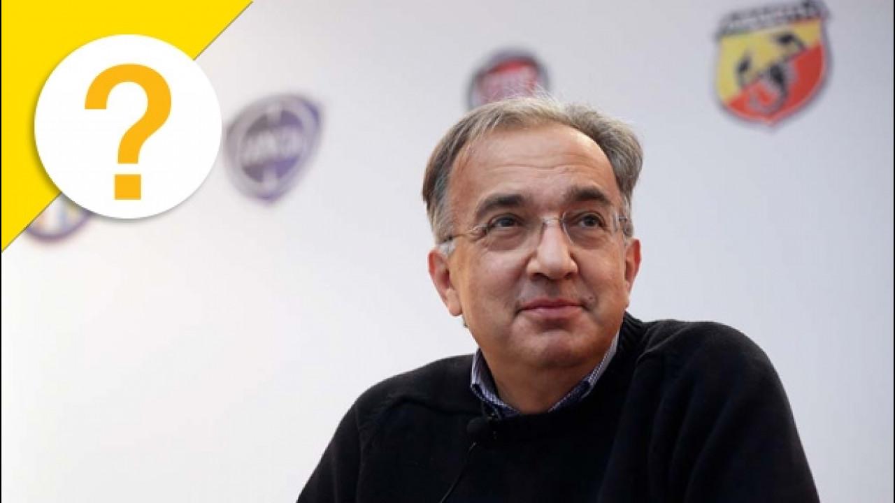 [Copertina] - Sergio Marchionne è il top manager più pagato del 2015