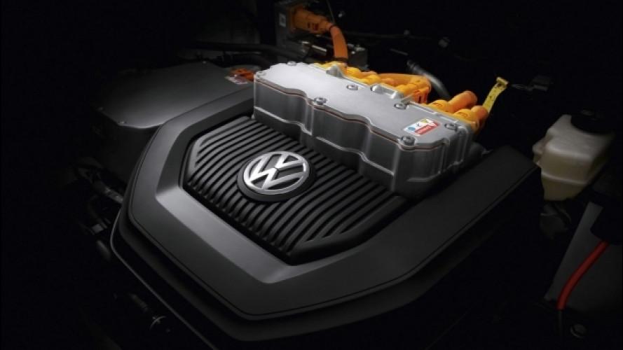 Volkswagen, 30 elettriche entro il 2025