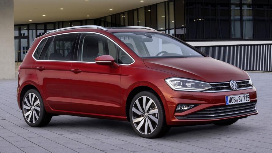Volkswagen Golf Sportsvan restyling, spazio alla tecnologia
