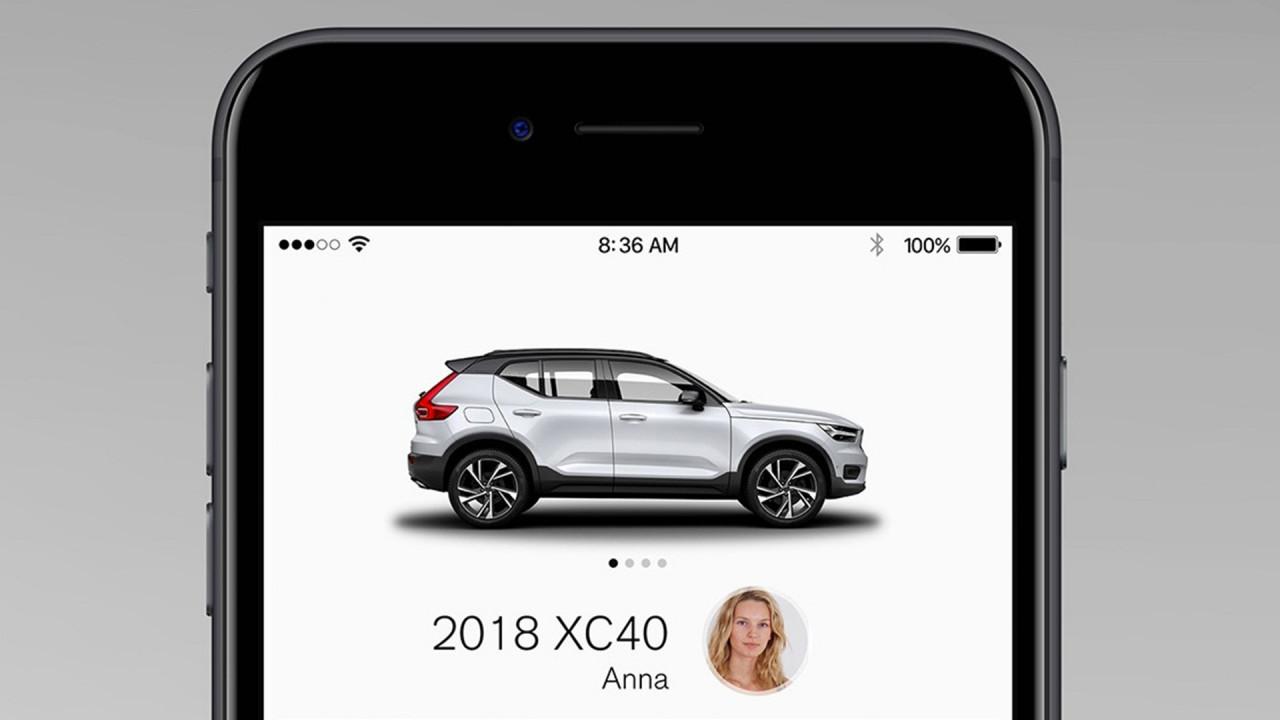 [Copertina] - Volvo XC40, il SUV si acquista come uno smartphone