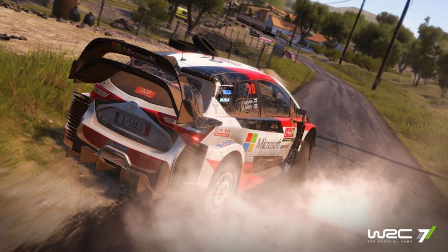 WRC 7, la recensione del gioco