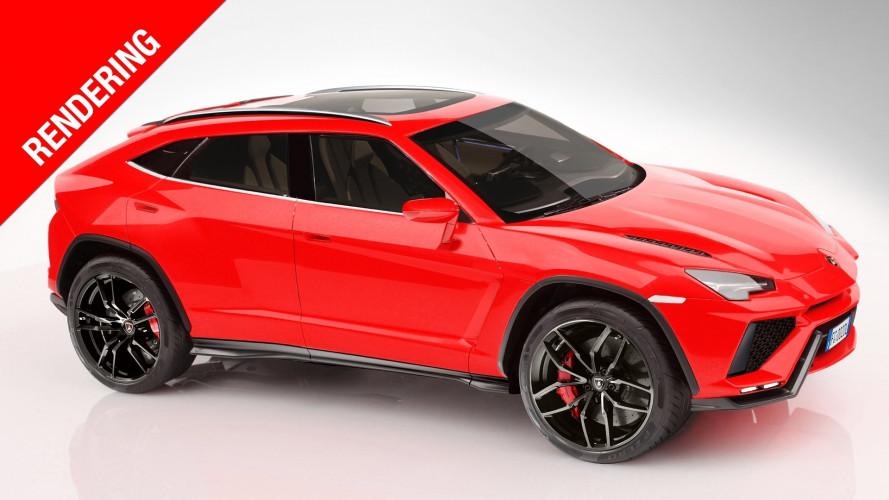 Lamborghini Urus, tutto quello che sappiamo di lei