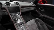 Porsche 718 Cayman GTS en el salón de Los Ángeles
