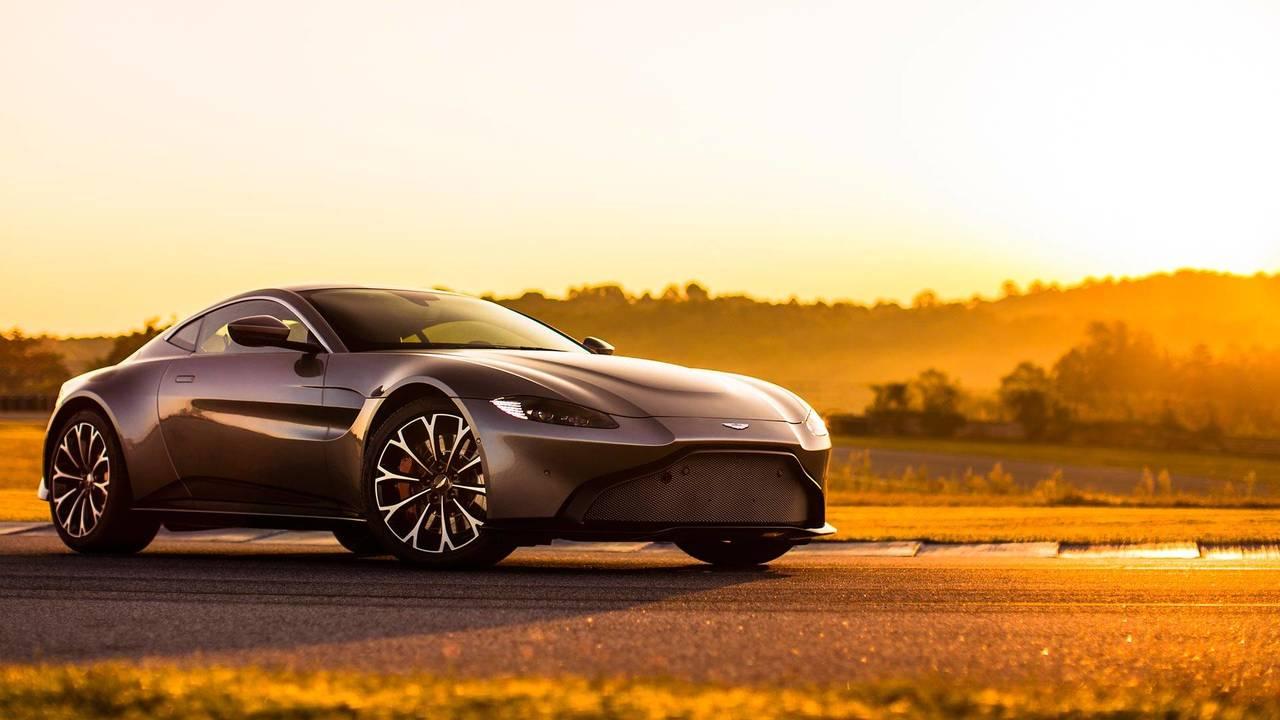 Aston Martin Vantage slider image