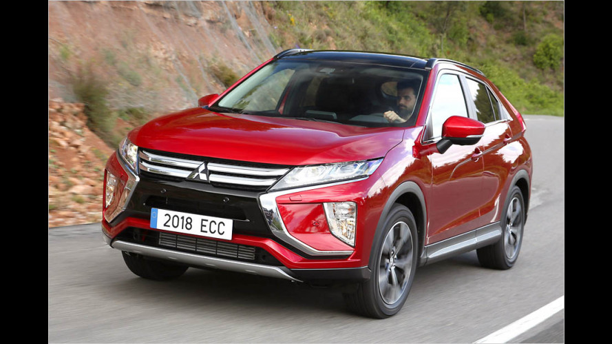 Mitsubishi Eclipse Cross im Test