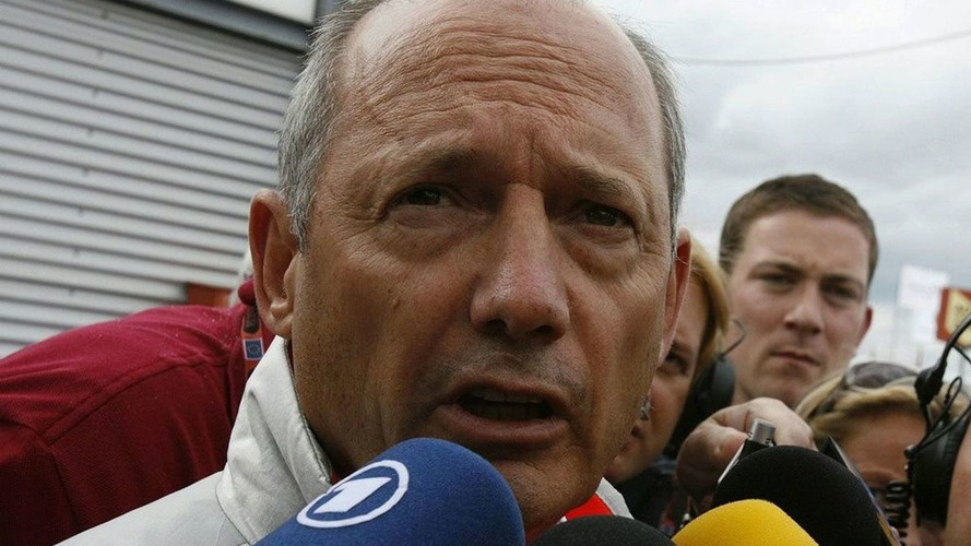 Ron Dennis fired from Mercedes- McLaren?