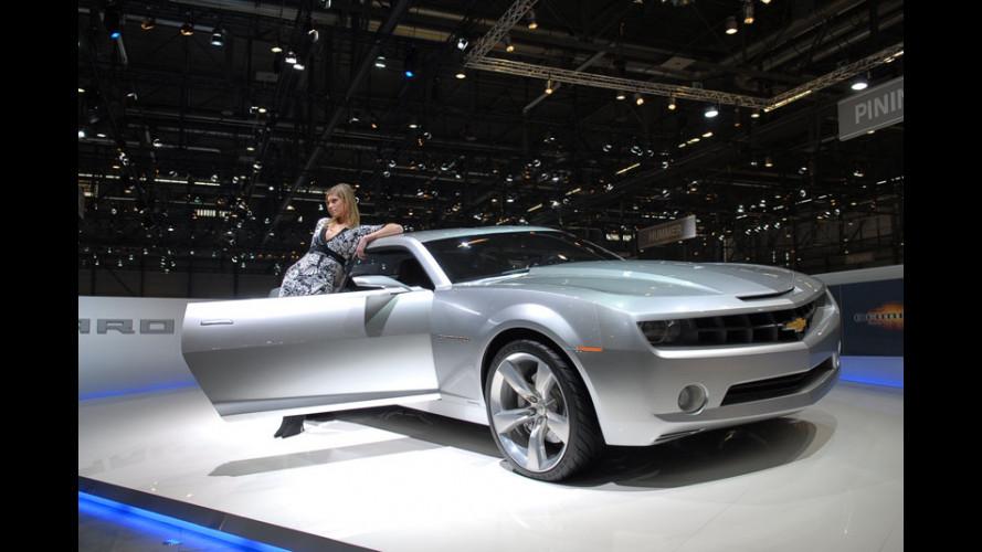 Chevrolet al Salone di Ginevra 2007