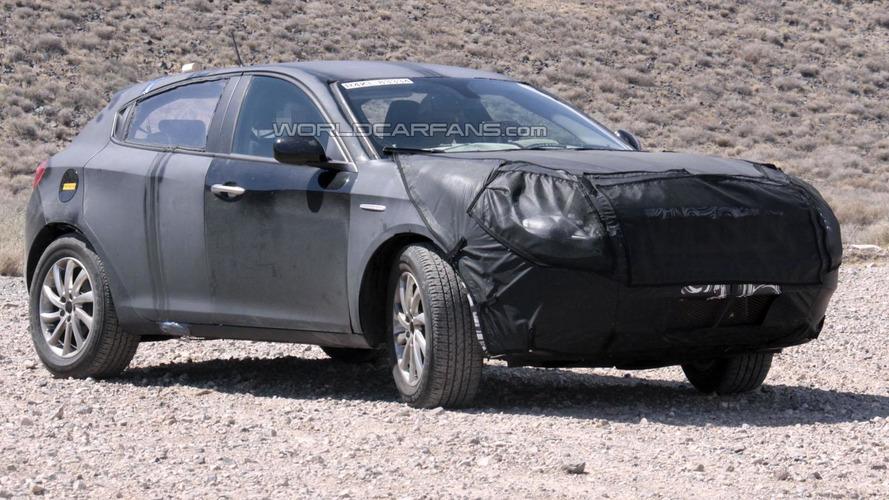 Alfa Romeo crossover coming in 2015 - report