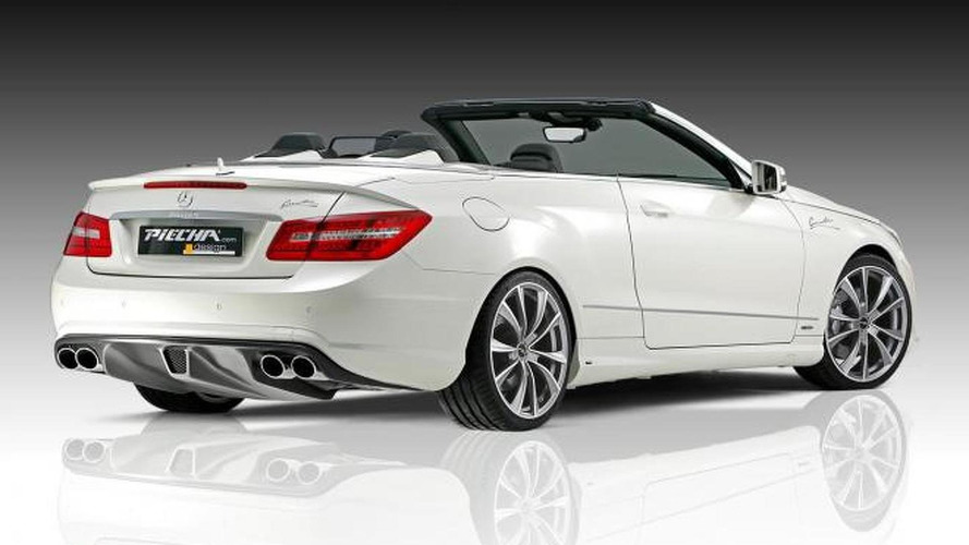 Mercedes-Benz E-Class Coupe/Cabrio by Piecha Design