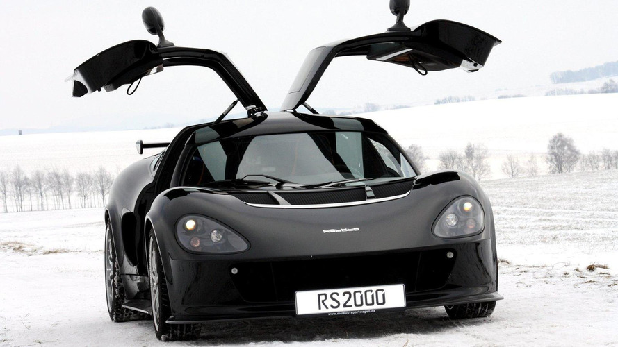 Melkus RS2000 Black Edition announced